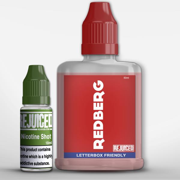 Redborg - 50ml Shortfill