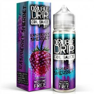 Raspberry Sherbet - Double Drip - Shortfill