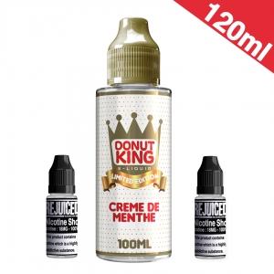 120ml Creme De Menthe - Donut King Limited Edition Shortfill