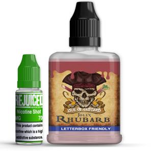 Jolly Rhubarb -  Shortfill