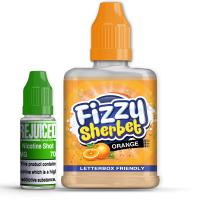 Orange Fizzy Sherbet -Shortfill