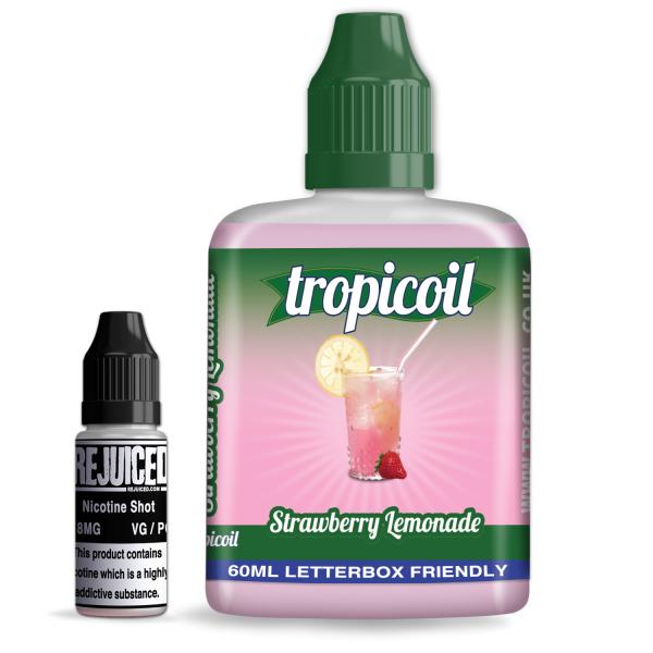 Strawberry Lemonade - Tropicoil Shortfill