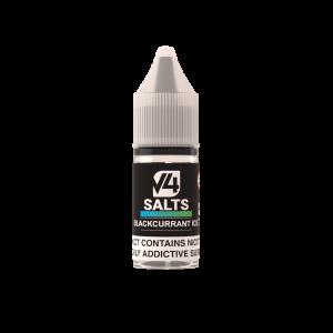 Blackcurrant Ice Nic Salt - V4pour